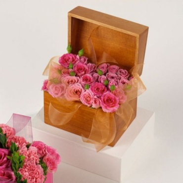 Blooms in Box