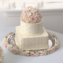 Blossom of Love Cake Top