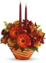 Autumn Artistry Centerpiece