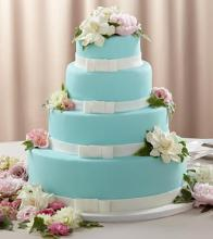 The Infinite Love Cake Décor