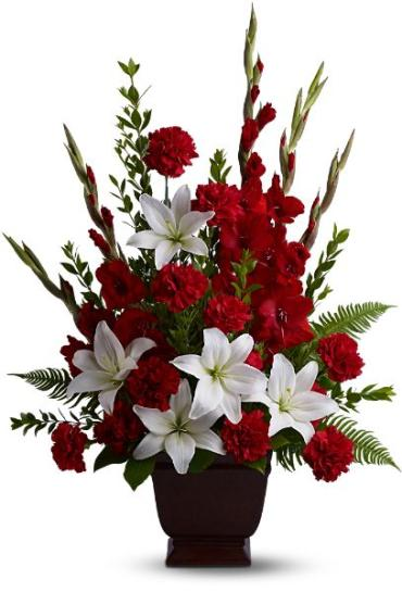 Teleflora\'s Tender Tribute
