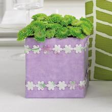 Petite Box Reception Centerpiece